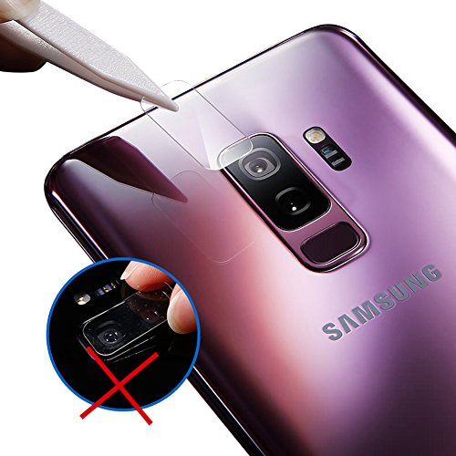 Screen Protectors Samsung S9 Plus Back Camera Lens Protector, PRODELI HD  Clear Ultra Thin   PrestoMall - Screen Protector