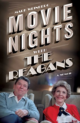 Movie Nights with the Reagans: A Memoir cover