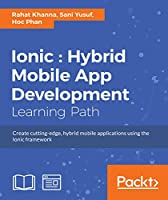 Ionic : Hybrid Mobile App Development Front Cover