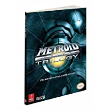 By PrimaGames - Metroid Prime Trilogy: Official Game Guide (Prima Official Game Guides)