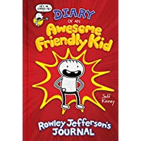 Deals on Diary of an Awesome Friendly Kid: Rowley Jefferson's Journal