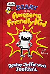 An instant #1 USA Today, Wall Street Journal, and New York Times bestseller! Get ready for a whole new lookinto Jeff Kinney's Diary of a Wimpy Kid! Introducing the newest Wimpy Kid author—Rowley Jefferson! Rowley's best friendGreg He...