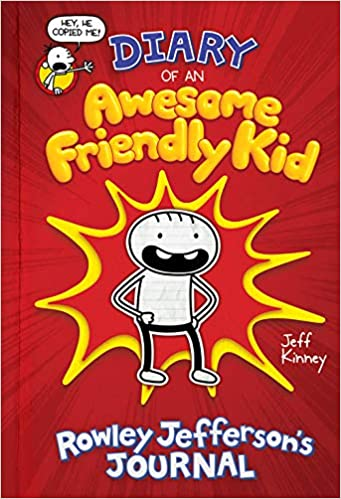 Image result for diary of an awesome friendly kid