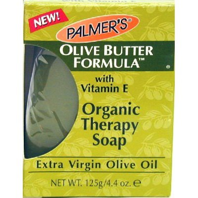 - Palmers Organic Therapy Olive Butter With Vit E Soap 4.4oz (2 Pack)