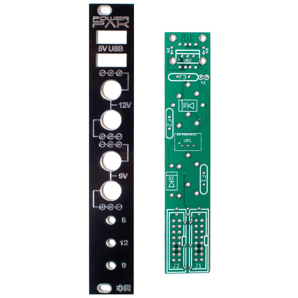 Power Pak PCB and Panel
