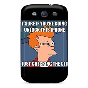Not Sure If You're Going To Unlock This Iphone Case Compatible With Galaxy S3/ Hot Protection Case