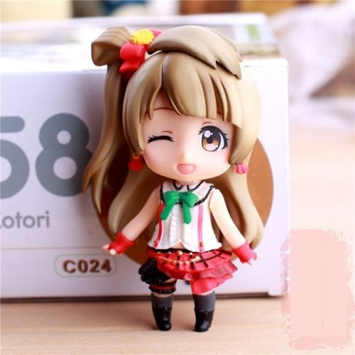 DASARA LoveLive School Idol Minami Kotori Alter Love Live! PVC Figure Doll New NO (Animal Crossing New Leaf Halloween Set)
