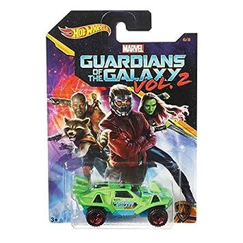 Hot Wheels 2017 Guardians of the Galaxy 1:64 Vol. 2 (Quicksand)