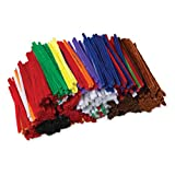 Chenille Kraft 9115-01 Jumbo Stems, 1000 Assorted Box