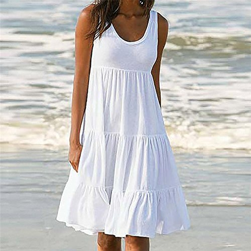 7be06b9424673d Feuilles Imprimer Unie Robe Mini Manches Femmes Electri Femme jupes ...