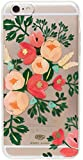 Rifle Paper Co. Clear Peach Blossom, iPhone 6
