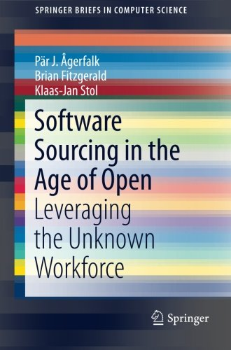 Software Sourcing in the Age of Open: Leveraging the Unknown Workforce (SpringerBriefs in Computer Science)