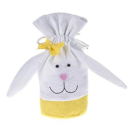 Bolsa de regalo de Pascua, conejo de Pascua, bolsa de dulces ...