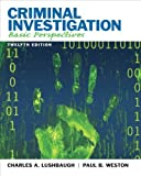 img - for Criminal Investigation: Basic Perspectives by Charles A. Lushbaugh (2011-01-04) book / textbook / text book