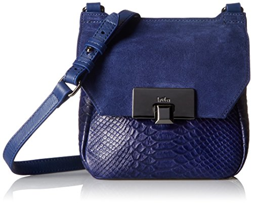 Cross Kooba Mini Gable Body Handbags Cobalt Bag Tttvqw