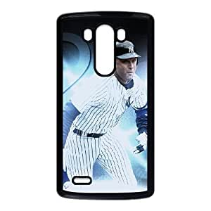 LG G3 phone case Black New York Yankees HUI5002198