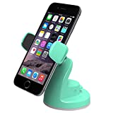 iOttie Easy View 2 Car Mount Holder for iPhone 7 7 Plus, 6s Plus 6s 5s 5c, Samsung Galaxy S7 Edge Plus S7 S6, Note 7 5 -Retail Packaging –Mint