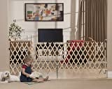 GMI Keepsafe 84″ Wood Expansion Gate Review