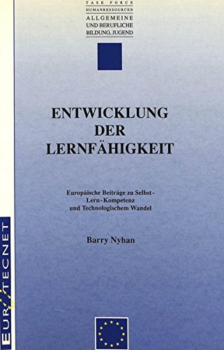 Entwicklung der Lernfähigkeit (Formation en Europe) (French Edition) by Peter Lang