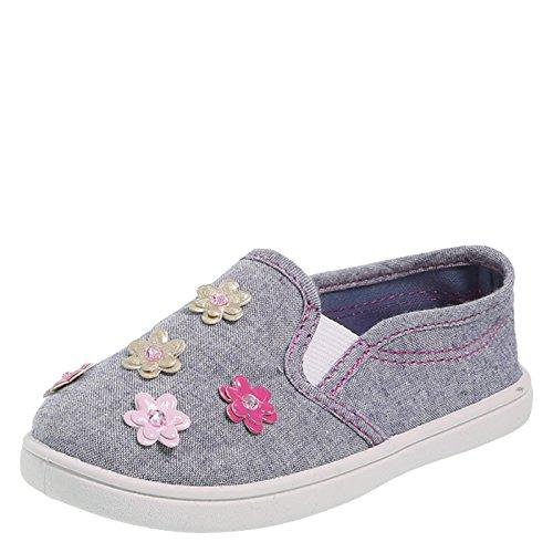 Disney Princess Girls Toddler Flower Dream Slip-On