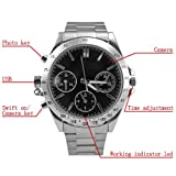 Jms 4Gb Spy Wrist Watch
