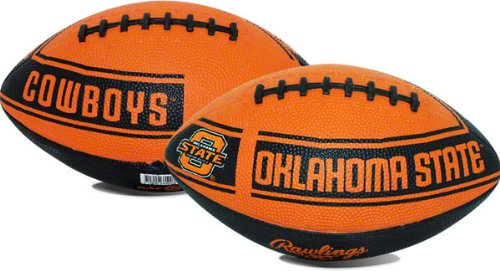 Rawlings Oklahoma State Cowboys Hail Mary Youth Size ()