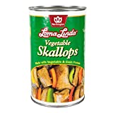 Loma Linda - Vegetarian - Vegetable Skallops (50 oz.) - Kosher