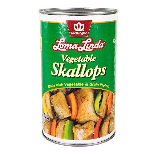 Loma Linda - Plant-Based - Vegetable Skallops (50 oz.) - Vegetarian (Best Meat Alternatives For Vegetarians)