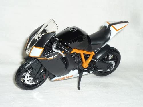 KTM 1190 Rc8 Rc 8 R Schwarz Weiss Orange 1//18 Bburago Burago Modellmotorrad Modell Motorrad