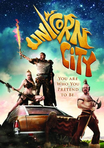 Unicorn City - DVD - Feature Film by Deep Studios and Salt Lake Film Productions