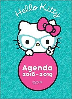 Agenda Hello Kitty 2018-2019