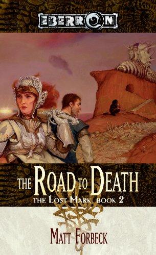 The Road to Death: The Lost Mark, Book (Death Scroll)