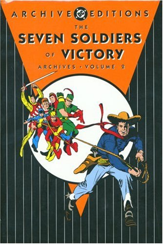 Download Seven Soldiers of Victory Archives, Vol. 2 (DC Archive Editions) pdf epub