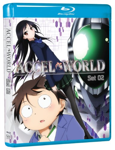 Accel World Set 2 (Blu-ray)
