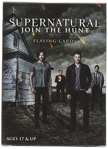 Supernatural Deck B Playing Cards