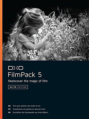 DxO FilmPack 5 Elite [Online Code] by DxO