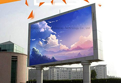 CX-P8 Outdoor Full color LED Advertising Screen 512X512MM LED video wall