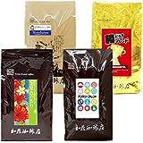 タイプ13 (R) スペシャルティ 珈琲 大入り 福袋 (Qホン・夏・◆8月◆・赤/各500g) <挽き具合:豆のまま>