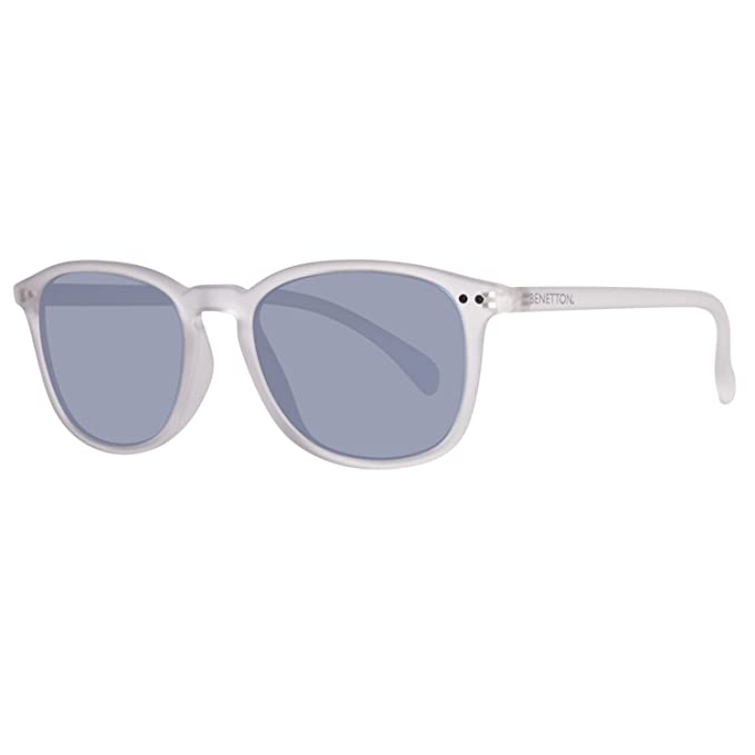 United Colors of Benetton BE960S03 Gafas de sol, Crystl, 52 ...