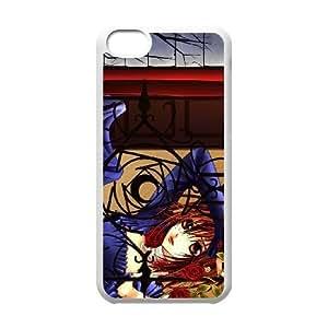 iphone5c phone case White Vampire Knight UYF4383734