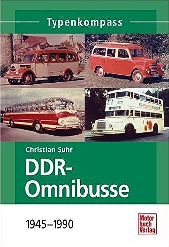 DDR-Omnibusse: 1945-1990