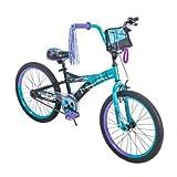 Huffy.. 20'' Double Take Girls' Bike, Blue and Black