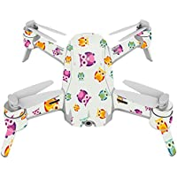 Skin For Yuneec Breeze 4K Drone – Owls   MightySkins Protective, Durable, and Unique Vinyl Decal wrap cover   Easy To Apply, Remove, and Change Styles   Made in the USA