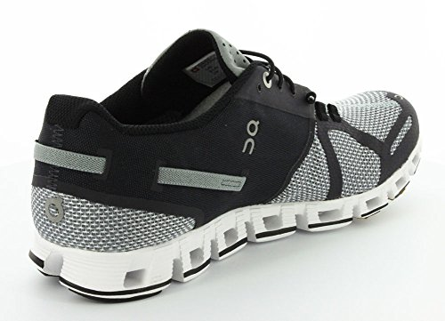 ON Cloud Road Running Shoes Olive/Flame Mens Nero