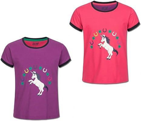 Los niños T-Shirt Lucky Billie ELT-nuevo