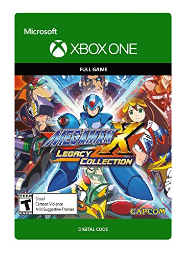 Mega Man X Legacy Collection - Xbox One [Digital Code] by Capcom