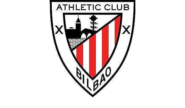 Athletic Bilbao - Balón de fútbol americano Club Crest logo Wall ...