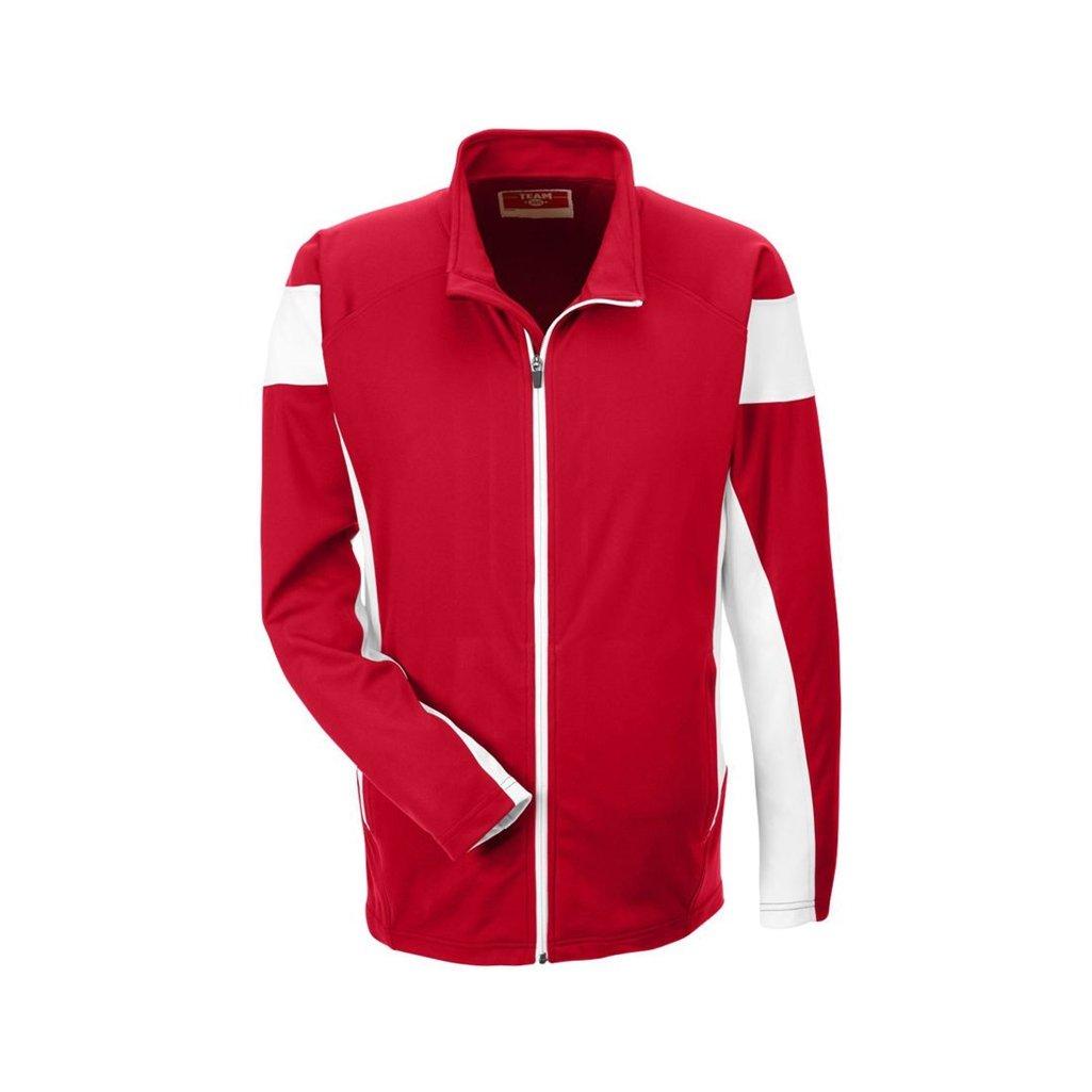 【日本未発売】 チーム365メンズEliteパフォーマンスフルジップ 3L B016AQP58O スポーツ 3L レッド Red/White)/ホワイト(Sport Red/White) B016AQP58O, mirco-shop:fb1d4937 --- berkultura.ru
