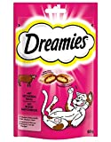 Dreamies Beef Cat Treats 60G Review