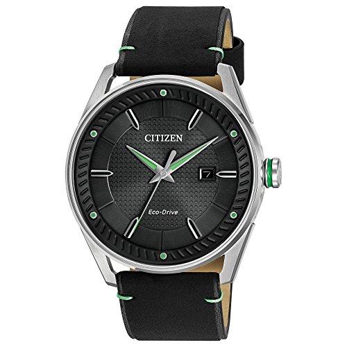 Drive Citizen Eco Drive Leather BM6980 08E